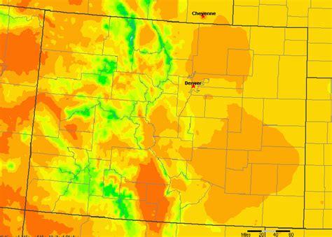 colorado average temperature map colorado united states average annual yearly climate for
