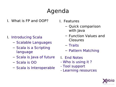 pattern matching scala list getting started with scala