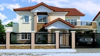 two storey house floor plan designs philippines 2 storey house design with floor plan in the philippines