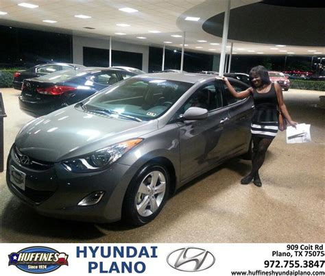 Huffines Hyundai by Huffines Hyundai Plano Thank You To Gabrielle Hill On The
