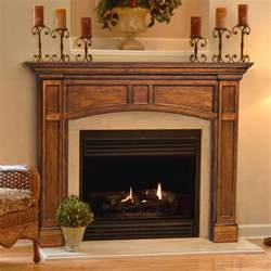 fireplace surrounds pearl mantels vance wood fireplace mantel surround