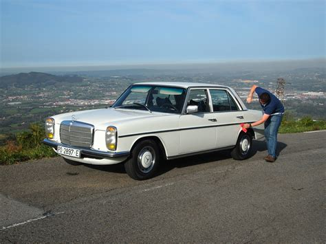 mercedes for sale in mercedes w114 230 6 1975 for sale in oviedo spain