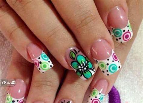 imagenes de uñas pintadas juveniles 2015 dise 241 os mas solicitados u 241 as creativas costa rica