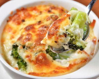 cuisiner des brocolis surgel駸 recette gratin de brocolis 224 l emmental