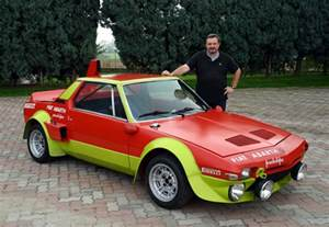 Fiat X19 Abarth Fiat X1 9 Prototipos Today