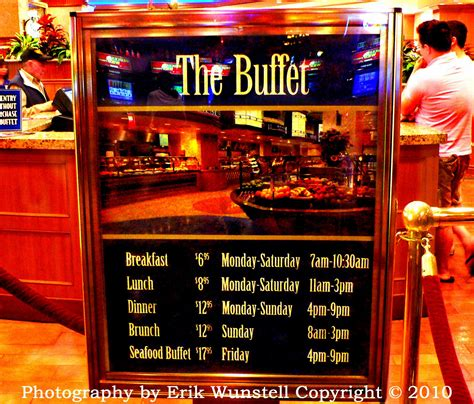 Vegas Now Then Buffet In Las Vegas Price