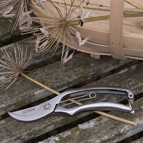funky garden tool set gift boxed by plant theatre buy sophie conran secateurs gift boxed