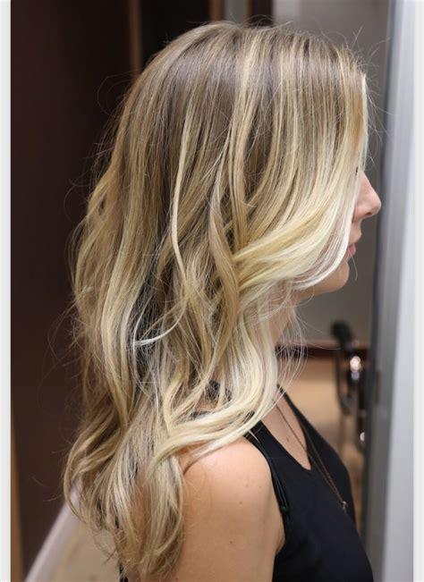 hair highlights bottom d 233 haartrend van deze zomer balayage fabmama nl
