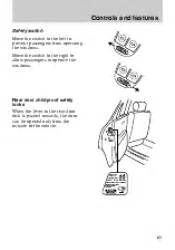 service manuals schematics 1999 ford contour interior lighting 1999 ford contour door lock 1999 ford contour