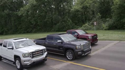 the new gmc the new 2016 gmc 1500 revealed