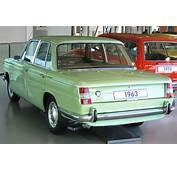 1963 BMW 1800  Information And Photos MOMENTcar