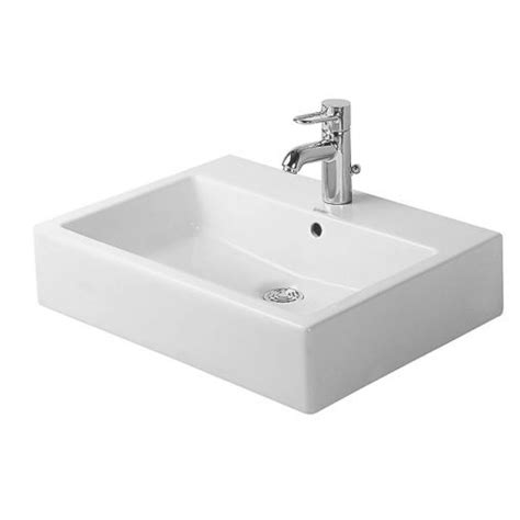duravit vero bathtub vero wall hung basin by duravit just bathroomware