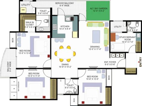 cool house plan house floor plans and designs unique open floor plans