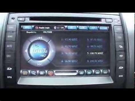 Kia Sorento With Dvd Player New Kia Sorento Car Dvd Player Gps Radio Ipod Usb 800 480