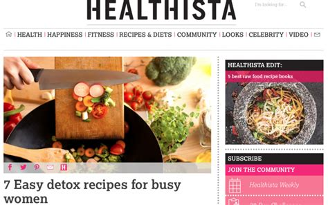 How Does Rescue Detox Last 2016 by The Rescue Plan 187 7 Easy Detox Recipes Healthista