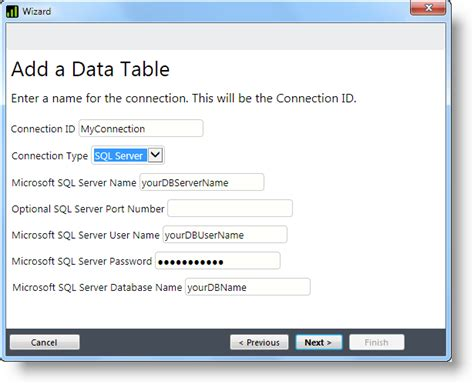 Data Table Tutorial by Data Table Tutorial Wizard