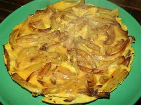recettes de frites et omelettes