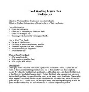 sample kindergarten lesson plan 11 documents in pdf word
