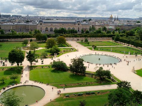 giardini delle tuileries summer in travelchannel