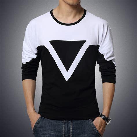 New T Shirt 2015 New Fashion Brand Casual Fitness Tshirt Sleeve T