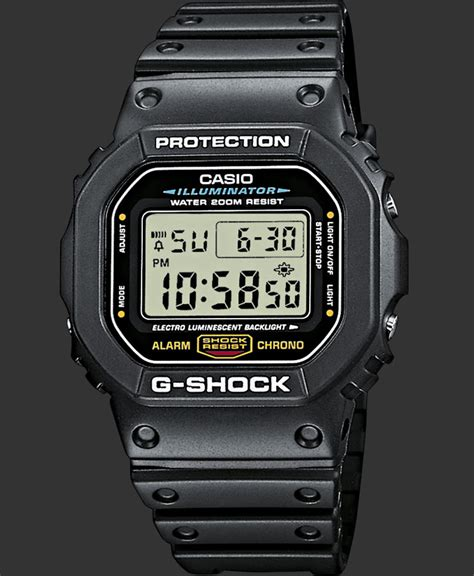 G Shock Dw 5600e g shock watches classic