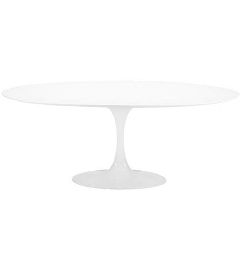 tavoli saarinen saarinen tavolo ovale in legno knoll milia shop