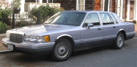Towne Ford by 1990 Lincoln Town Car Partsopen