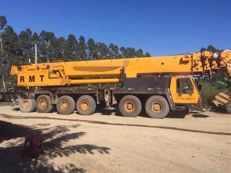 mobile crane for sale price used germany krupp 200 ton mobile crane kmk6200