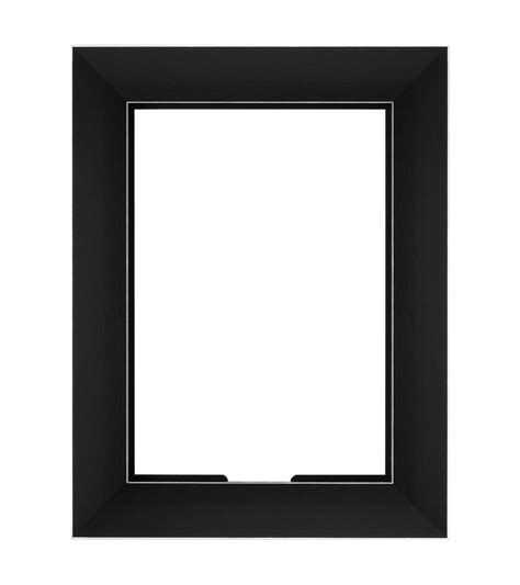 in frame vidamount wall frame 2 3 4 black metalline