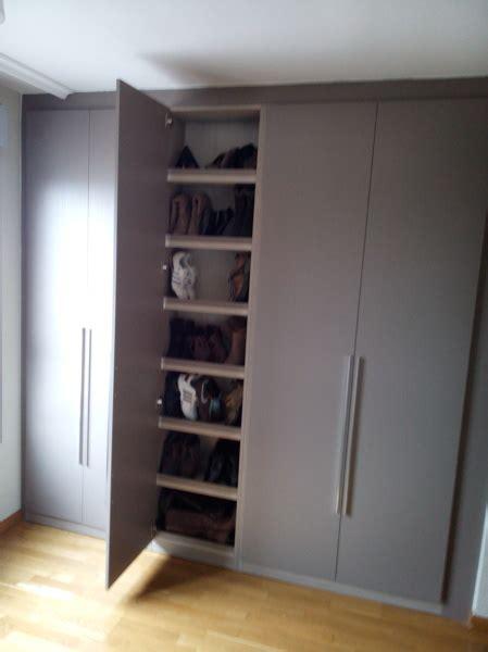 foto armario zapatero  vestidor de ryc  habitissimo