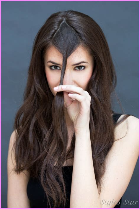 cute and easy long hairstyles for school step by step cute easy hairstyles for long hair school step by