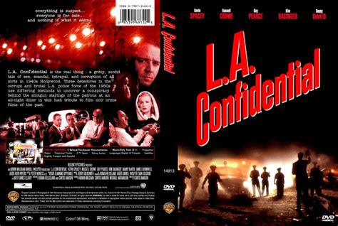 L Covers by L A Confidential Dvd Custom Covers 1241lac