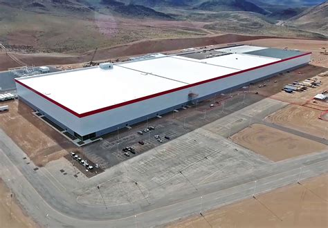 Tesla New Manufacturing Plant Tesla Just Announced Plans To Build Up To Five