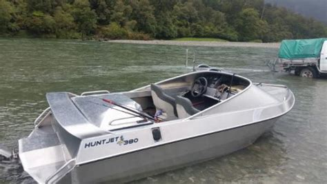 jet ski boat hull jet boat packages offered by huntjet specialist jet boat