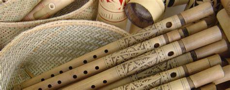 Lu Belajar Dari Bambu cara membuat kerajinan bambu yang mudah untuk seruling bambu