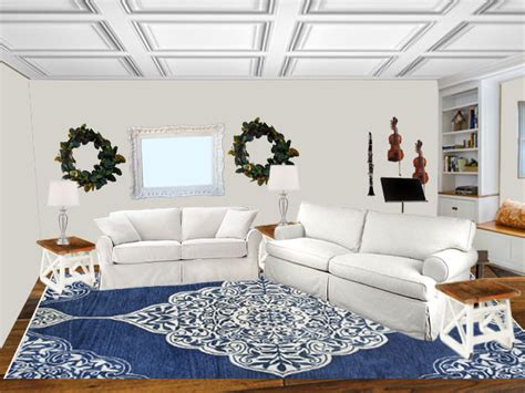 Blue Rug Living Room by Decor Page 2 Grocery Shrink