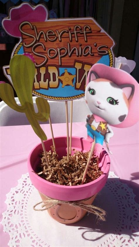 Sheriff Callie Decorations by 78 Images About Sheriff Callie Ideas On