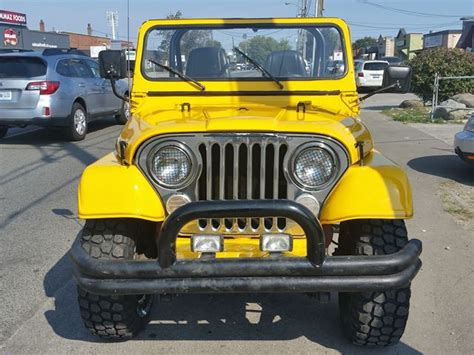 Jeep Used Toronto Used 1967 Jeep Willys Cj Toronto Wheels Ca