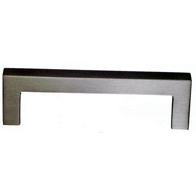 cabinet pulls length range 3 to 4 color finish nickel