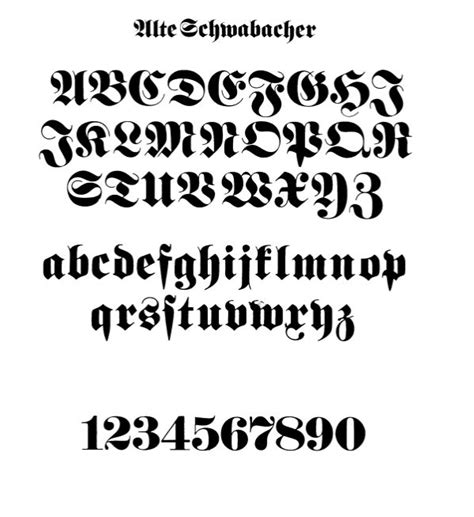 a dark wedding font typographybooks gothic and old english alphabets 100