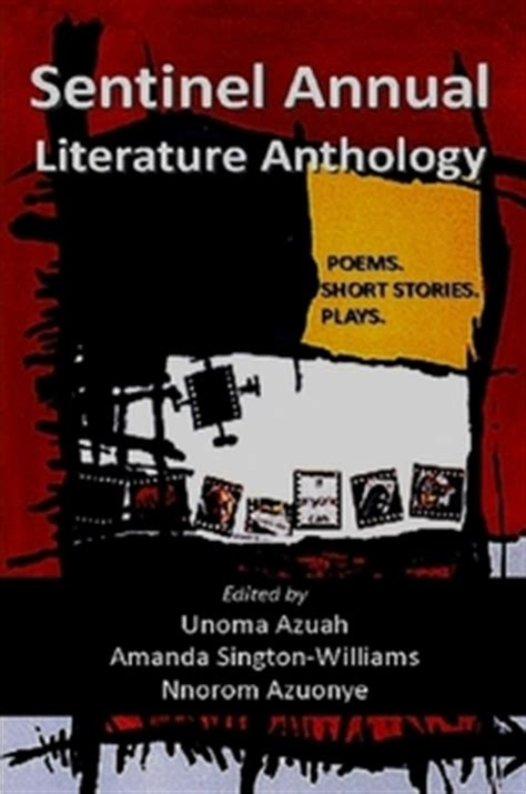 literature matter an anthology for readers and writers books review of sentinel annual literature anthology sentinel