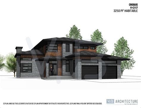 plan de maison a etage avec garage awesome plan