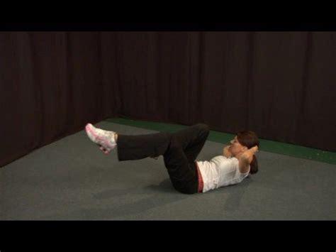 abdominal exercises abdominal exercises bicycle criss