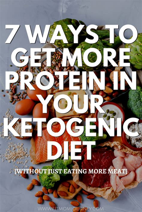 7 Ways To Get On Your In Laws Side by 7 Ways To Get More Protein In Your Diet Fit Journey