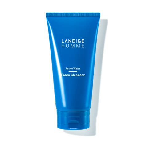 Laneige Moisturizer homme emulsion active water moisturizer laneige my