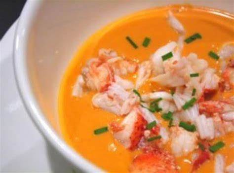 lobster bisque recipe lee s lobster bisque recipe just a pinch recipes
