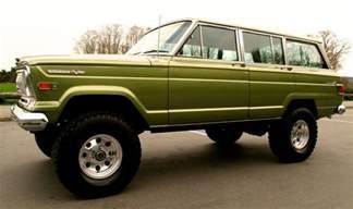 1970 Jeep Wagoneer For Sale 1970 Jeep Wagoneer