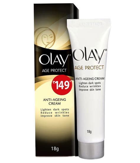 Olay Age Protect olay age protect anti ageing 18gm skin care lowest prices available on olay age protect