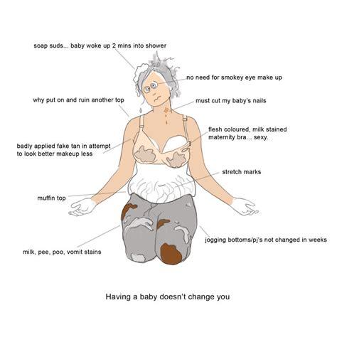 bain de si鑒e h駑orro es il diario a disegni di una neo mamma tutto quello che non
