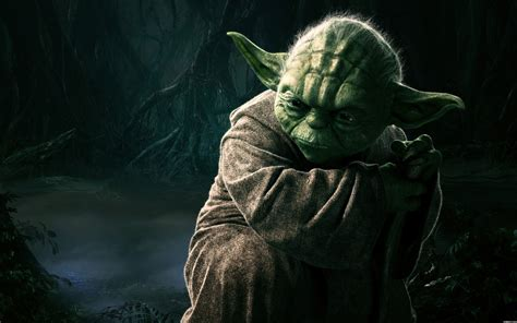 cartoon yoda wallpaper yoda wallpaper star wars wallpaper 30766197 fanpop